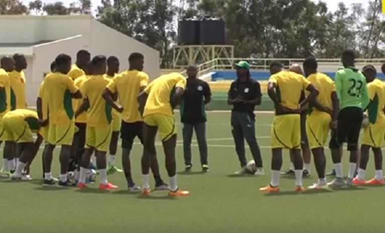 """Qualif CAN 2017 Burundi 0 - 2 Sénégal : les """"Lions"""" décrochent leur ticket pour le Gabon"""