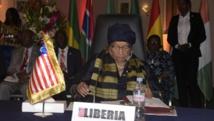 La présidente du Liberia Ellen Johnson Sirleaf nommée présidente de la Cédéao
