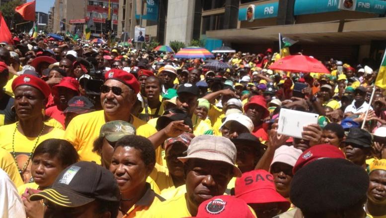 Afrique du Sud: l'ANC lance sa campagne pour les élections locales du 3 août