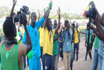 Can 2017 - Macky Sall exhorte les Lions de « poursuivre la dynamique de victoires »