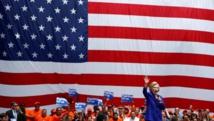 Primaires américaines: Hillary Clinton donnée gagnante, Sanders conteste