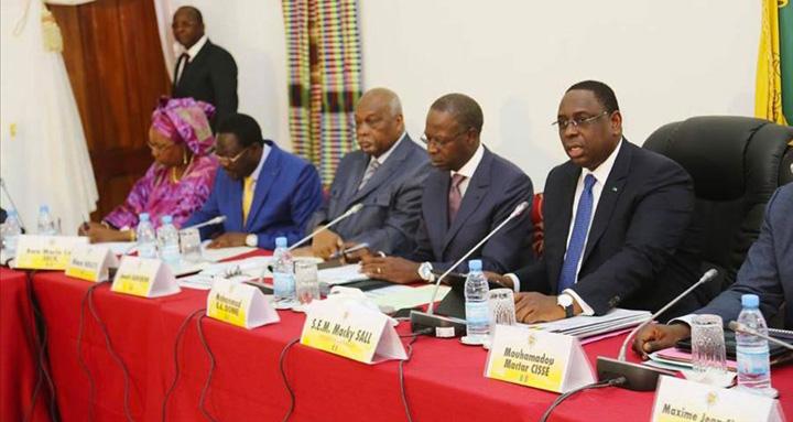 Communiqué du Conseil des Ministres du 8 juin 2016