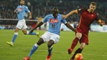 Kalidou Koulibaly tacle Naples et s'offre à la Premier League
