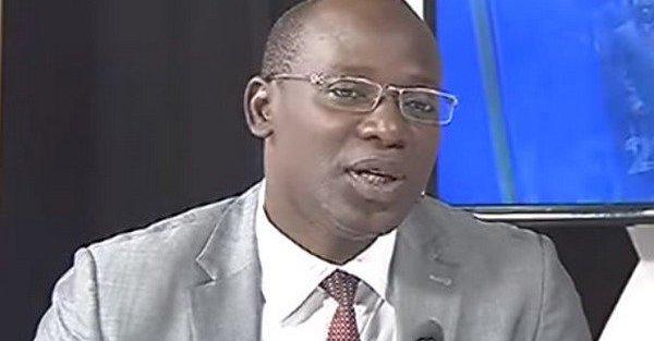 Moctar Dabo : «le ministre de l'Education nationale doit être relevé pour… »