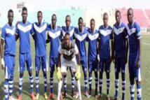 Ligue 1 - 25ème journée: l'US Gorée réalise la bonne opération, 1ère avec 39 points