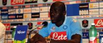 Naples: Entre Kalidou Koulibaly et son Président Laurentiis, est-ce le début des clashs ?