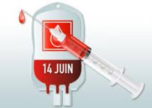 Journée mondiale don de sang : un manque à gagner de 60.000 poches