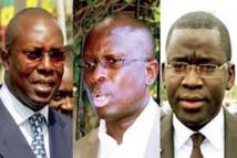 Jules Ndéné, Fada et Aliou Sow créent l'Efop pour faire face au Pdt Sall