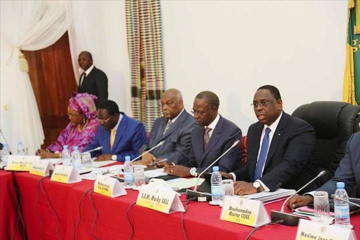 Un dialogue social de qualité, la base d'un système de santé performant selon le président Sall