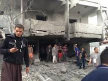 Libye: un attentat attribué à l'EI tue 10 membres des forces du gouvernement près de la ville de Syrte