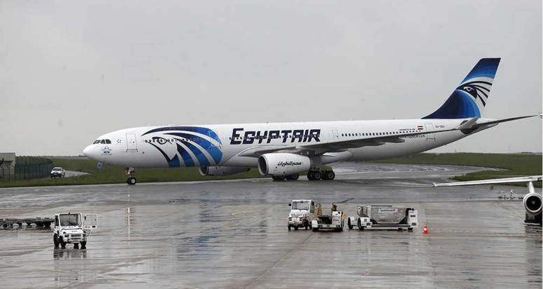 Crash d'Egyptair : l'une des deux boîtes noires retrouvée