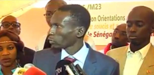 «La libération de Karim Wade est une suite évidente et logique», COS M23