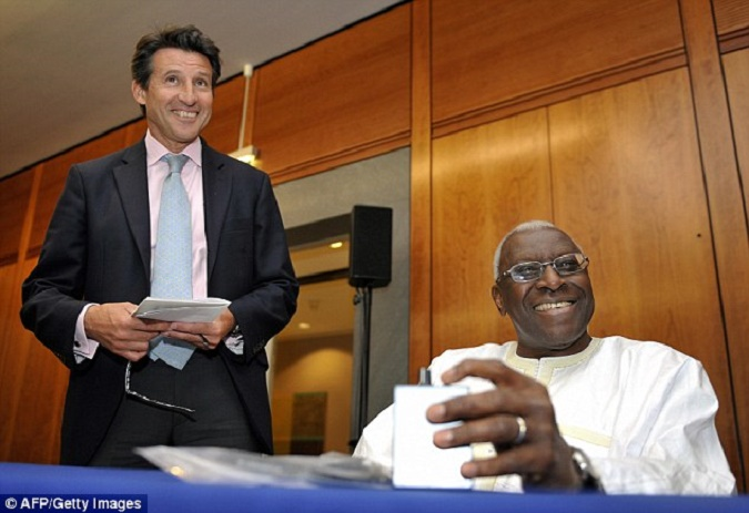 IAAF - Sms avec Nick Davies et Papa Massata Diack:  Coe voit sa probité remise en cause