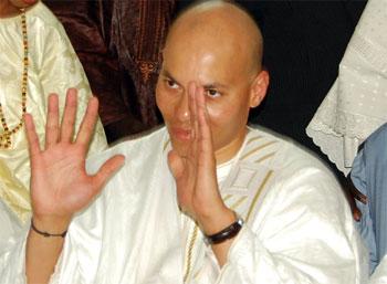 Sa libération annoncée : Karim Wade appelle ses partisans à la retenue