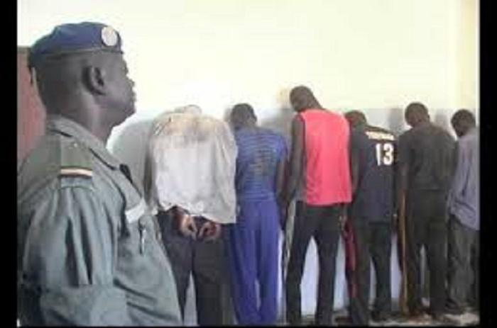 Louga : la fin de cavale de 11 malfaiteurs dont 3 femmes qui avaient emporté 7 millions d'une commerçante
