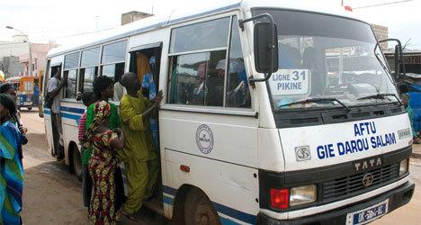 Accident à Gounass : un mini bus fait 1 mort et 2 blessés
