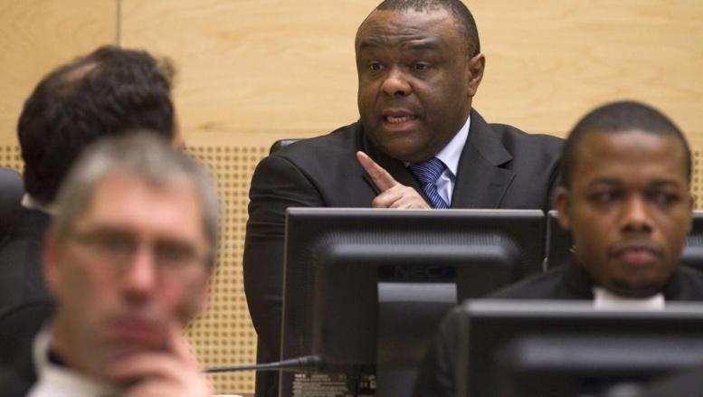 CPI-Jean-Pierre Bemba condamné à 18 ans de prison pour crimes contre l'humanité et crimes de guerre