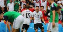 L'Allemagne gagne et termine première de son groupe