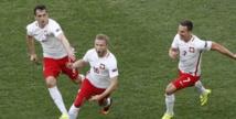 Euro - groupe C : la Pologne bat l'Ukraine et finit deuxième derrière l'Allemagne