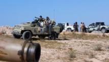 Libye: combats meurtriers autour de Syrte