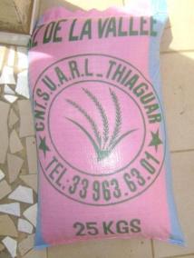 Commercialisation du riz de la vallée : le Kg fixé à 140 FCfa