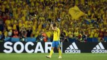 Suède : les derniers mots de Zlatan Ibrahimovic