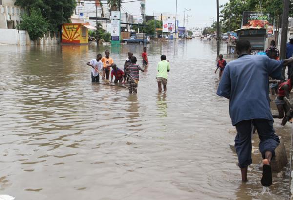 Veille d'hivernage : Plan International au Sénégal se soucie des inondations et des enfants