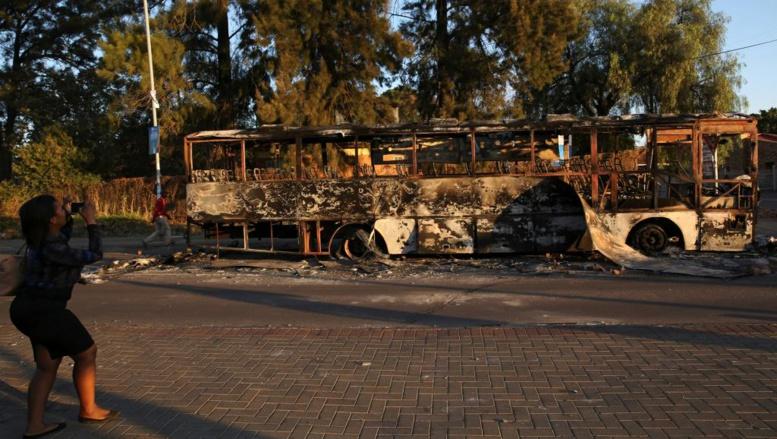 Afrique du Sud: le bilan des violences pré-électorales à Pretoria s'alourdit