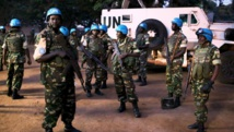 RCA: les policiers retenus dans le quartier PK5 ont été libérés