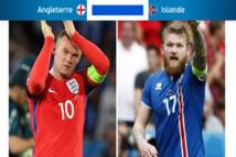 Euro 2016 : Angleterre 1-2 Islande