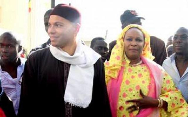 Appel téléphonique: Karim remercie Aïda Ndiongue