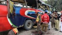 Somalie: huit morts dans l'explosion d'une bombe au passage d'un minibus