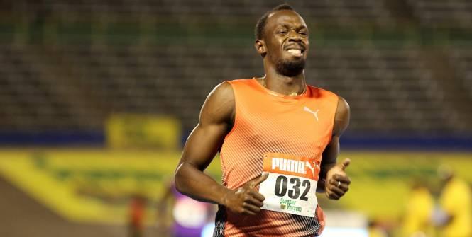 Athlétisme-Usain Bolt blessé et forfait pour la fin des sélections jamaïquaines