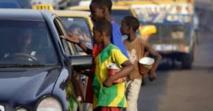 Opération contre la mendicité: 119 enfants retirés de la rue