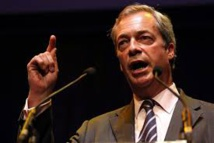 Royaume-Uni: le pro-Brexit Nigel Farage quitte la direction du parti europhobe Ukip