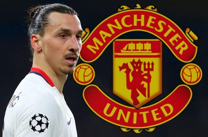 """Zlatan Ibrahimovic à Manchester United : """"Je suis là pour gagner"""""""