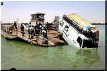 Bus tombé dans le fleuve: 5 Sénégalais portés disparus
