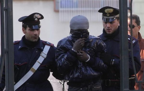 Italie : Encore un Sénégalais qui tombe pour trafic de drogue