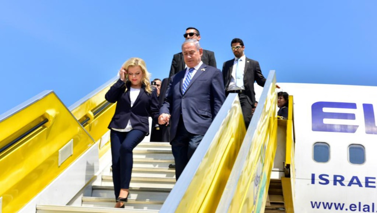 Benyamin Netanyahu au Rwanda pour une visite hautement symbolique