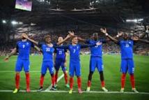 Equipe de France : 4-2-3-1, Umtiti, Sissoko... Deschamps a eu tout bon