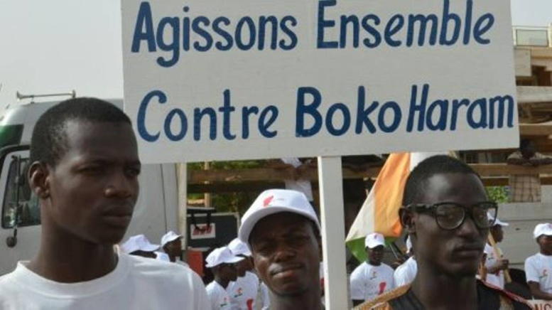 Niger: des centaines de manifestants à Niamey contre Boko Haram