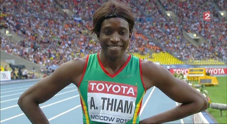 Officiel Athlétisme-Amy Mbacké Thiam annonce sa retraite