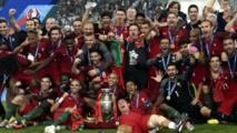 Euro 2016 : le Portugal et Cristiano Ronaldo savourent leur revanche