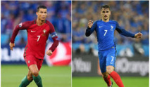 EdF : Griezmann donne le Ballon d'Or à CR7