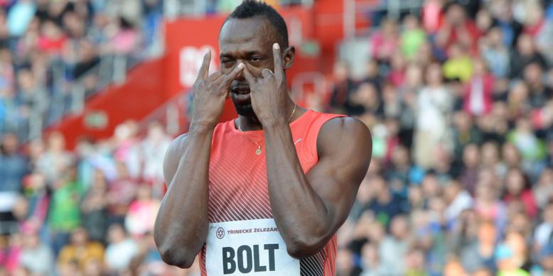 JO 2016 : Usain Bolt confirmé officiellement sur 100m, 200m et relais