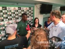 Werder Brême: Fallou Diagne marque lors de son premier match