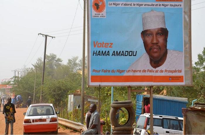 Niger: sept opposants condamnés à 10 mois de prison ferme