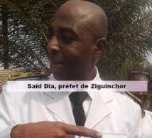 Ziguinchor : l'ex préfet, Said Dia appelle le Mfdc à œuvrer pour la paix