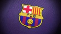 Le Barça présente son nouveau maillot extérieur !