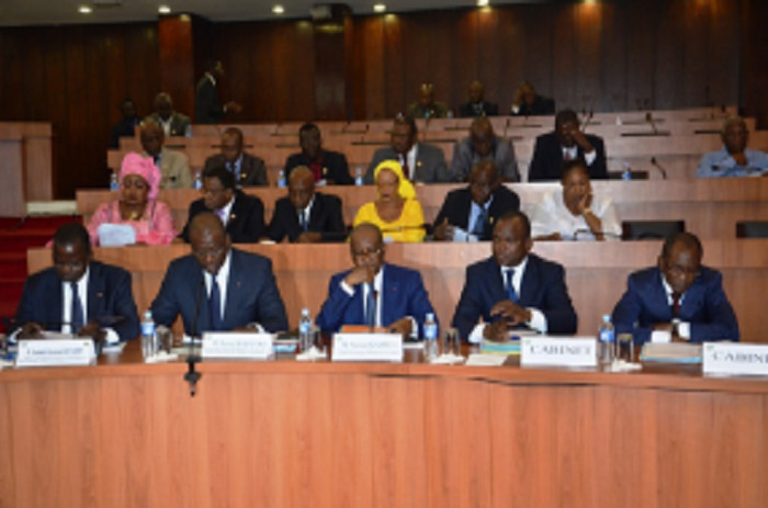 Référendum en Côte d'Ivoire - Le projet de loi adopté par l'Assemblée